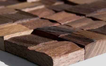 Деревянная мозаика своими руками
