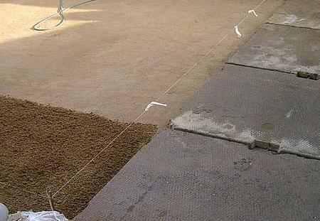 Виды дорожных плит