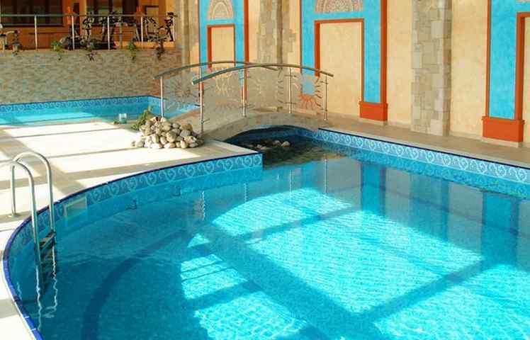 Типы бассейнов по характеру водообмена