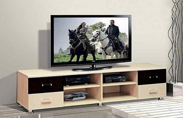 Тумба под телевизор: какую ТВ-тумбу выбрать лучше?