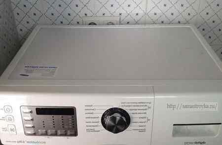 Высота розетки для стиральной машины и её расположение