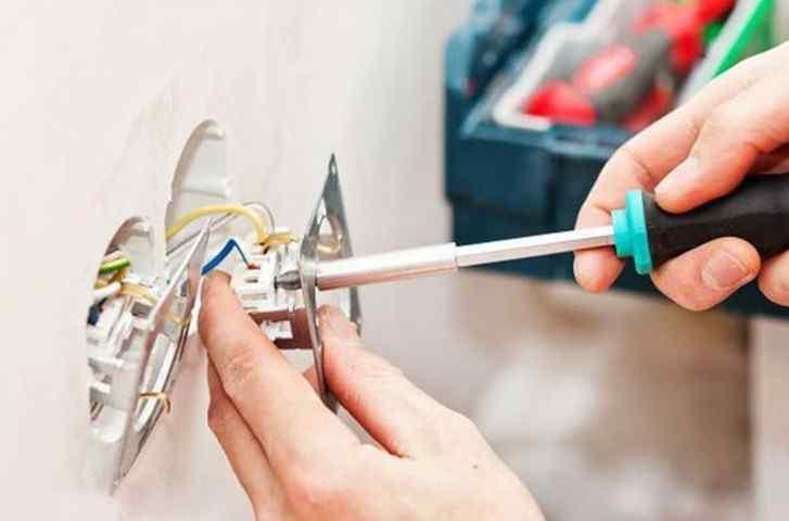 Установка розетки для стиральной машины своими руками