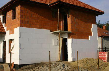 Утепление фасада дома пенопластом - плюсы и минусы