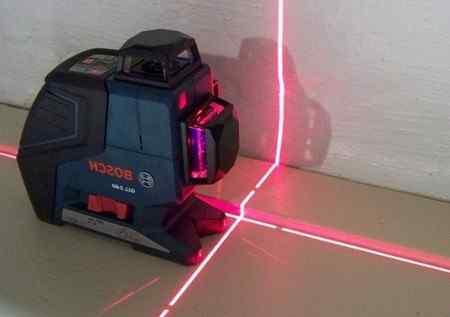 Что такое лазерный уровень