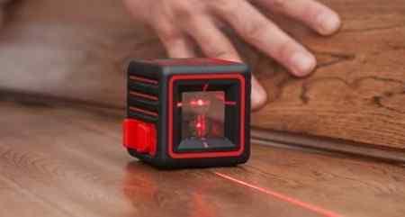 Виды лазерных уровней