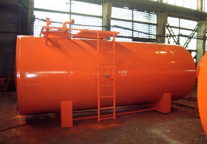 Виды металлических емкостей – выбор стальных резервуаров
