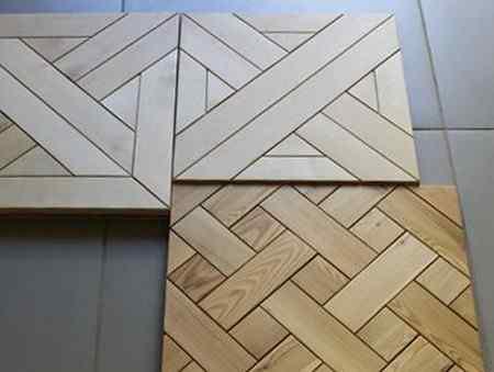 Виды паркета и древесина для изготовления паркета