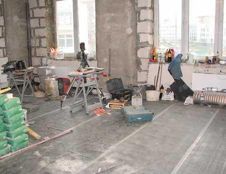Виды ремонта помещений - перечень и классификация работ