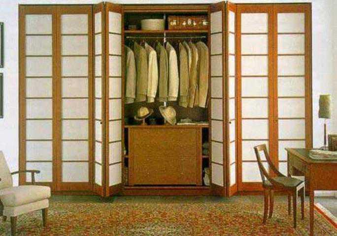 Встроенная и модульная мебель - преимущества