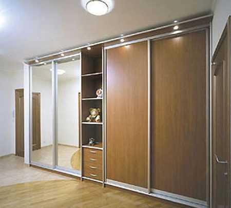 Советы по приобретению встроенной и модульной мебели