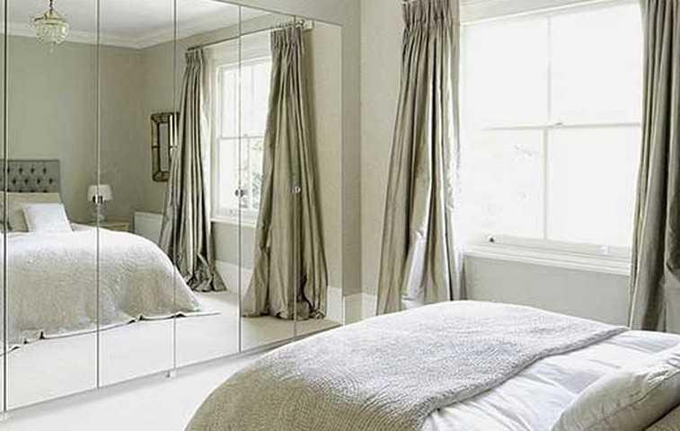 Зеркало для спальни - как расположить с пользой?