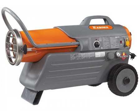 Жидкотопливный нагреватель - конструкция и принцип работы