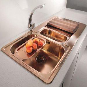 Как выбрать кухонную мойку: проверенные советы