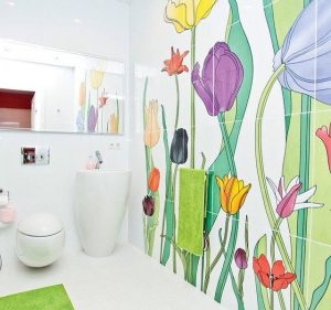 Как выбрать арт-принт для ванной комнаты