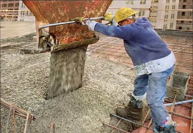 Продажа бетона с доставкой в Харькове