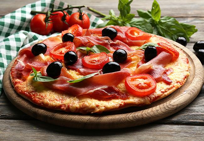 Доставка пиццы в Киеве от пиццерии «Cipollino Pizza»