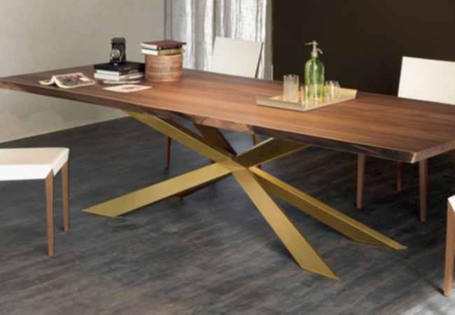 Варианты дизайнерских решений для мебели в стиле лофт