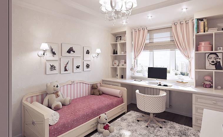 Выбор, покупка и сборка детских кроватей