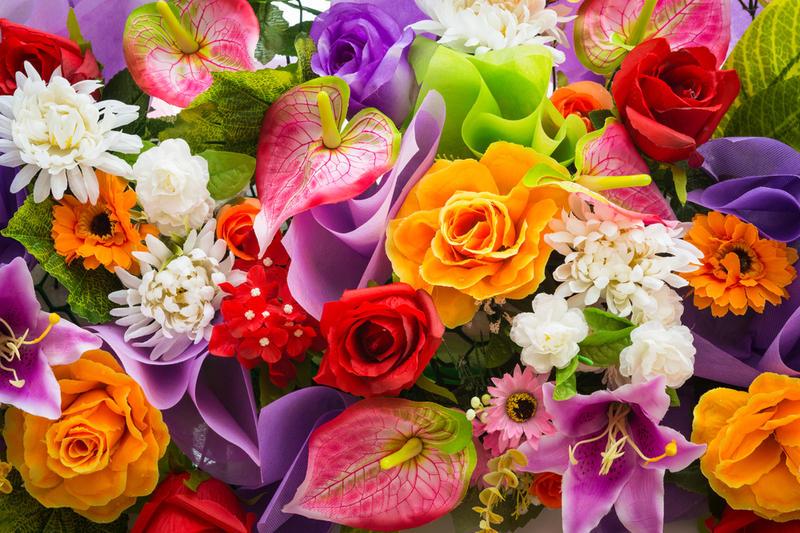 Заказ цветов в Алматы с доставкой — служба №1