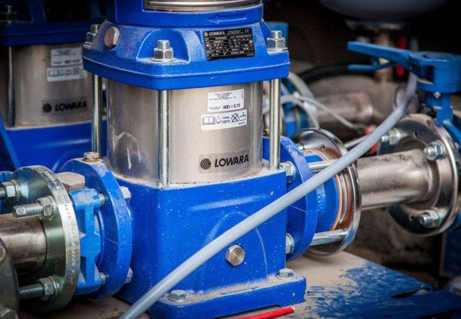 Оборудование для стабильной подачи воды