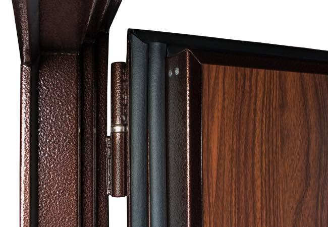 Порошковые двери с МДФ от компании Russtall