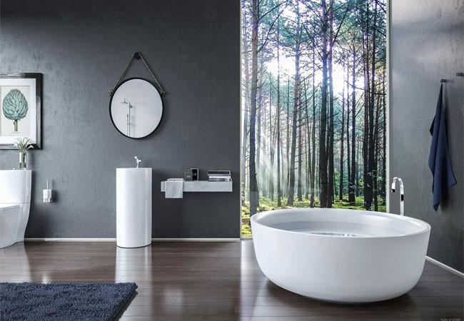Ванна та необхідні аксесуари для повноцінного облаштування простору для купання
