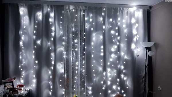 Как соорудить световой занавес?