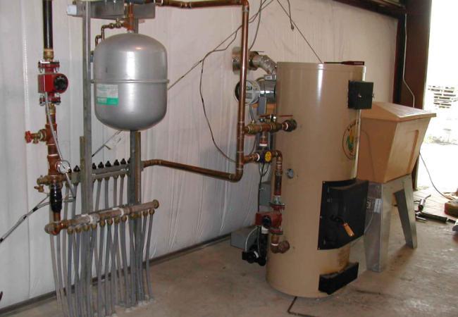 Парапетный газовый котел — высокая продуктивность, надежность и практичность