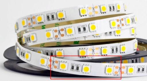 Разновидности светодиодной ленты