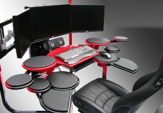 Компьютерные кресла в Алматы