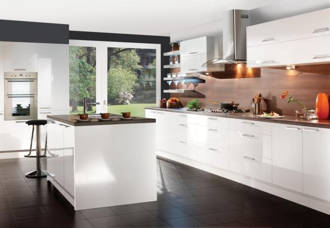 Дизайн готовых кухонь
