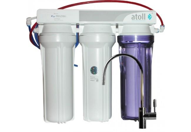 Оборудование для водоснабжения и водоподготовки. Системы обратного осмоса