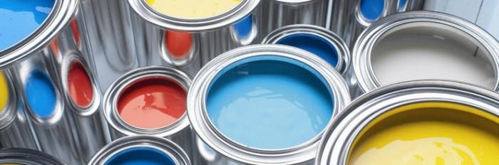 Лакокрасочные материалы — герметики, грунтовки, краски и лаки