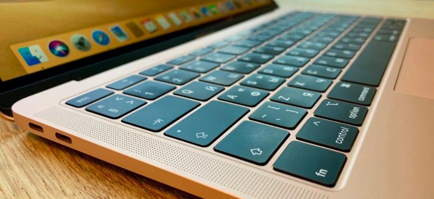 Услуги сервисного центра — Замена дисплея на Macbook в Киеве