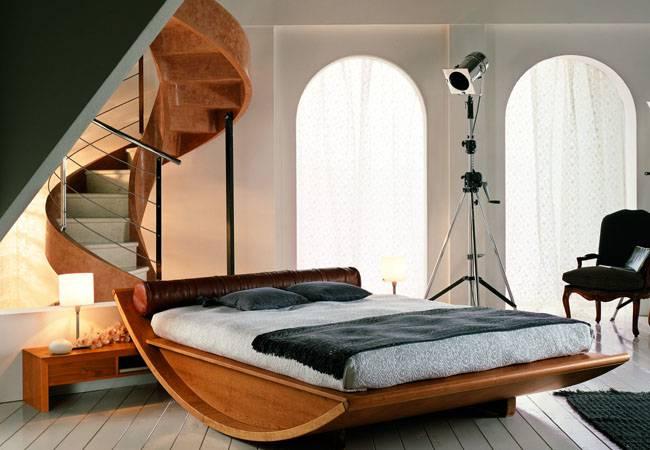 Что необходимо знать о кроватях из массива?