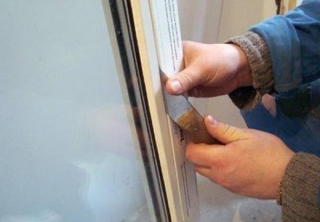 Замена стеклопакета окна в Москве