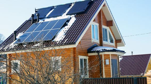 Сонячні колектори — отримуйгарячу воду безкоштовно!