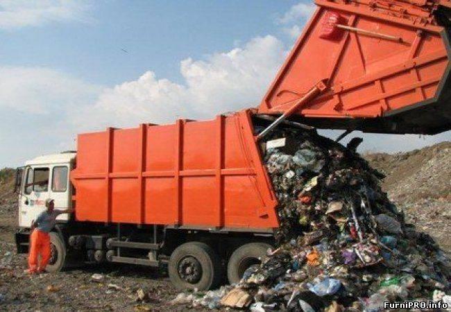 Надёжный вывоз строительного мусора официально в Киеве