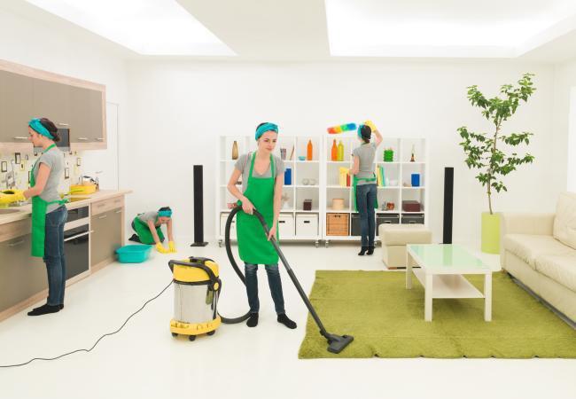 Профессиональная уборка квартир в Киеве. С клининговой компанией «Мойдодыр» ваш дом будет блистать!