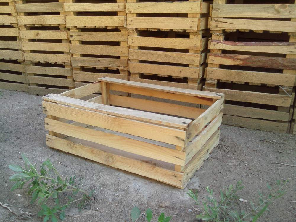Ящики деревянные. Производство по индивидуальным размерам/чертежам/эскизам