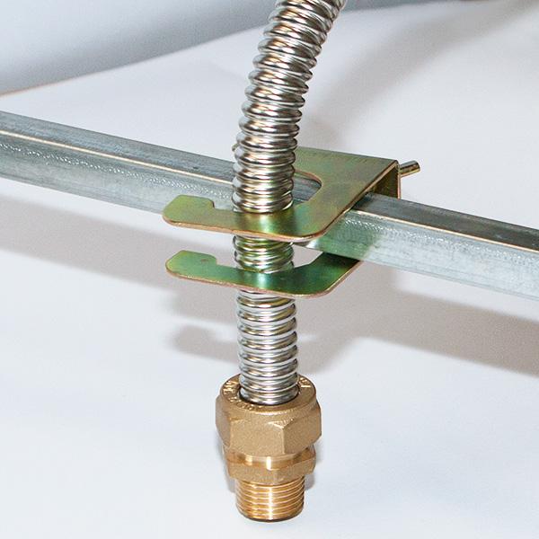 Система автоматического дренчерного или спринклерного водяного пожаротушения