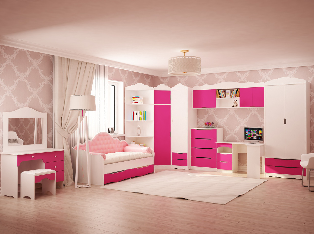 «Фиорензо» — фабрика мебели на заказ в Москве. Изготовление по индивидуальным размерам