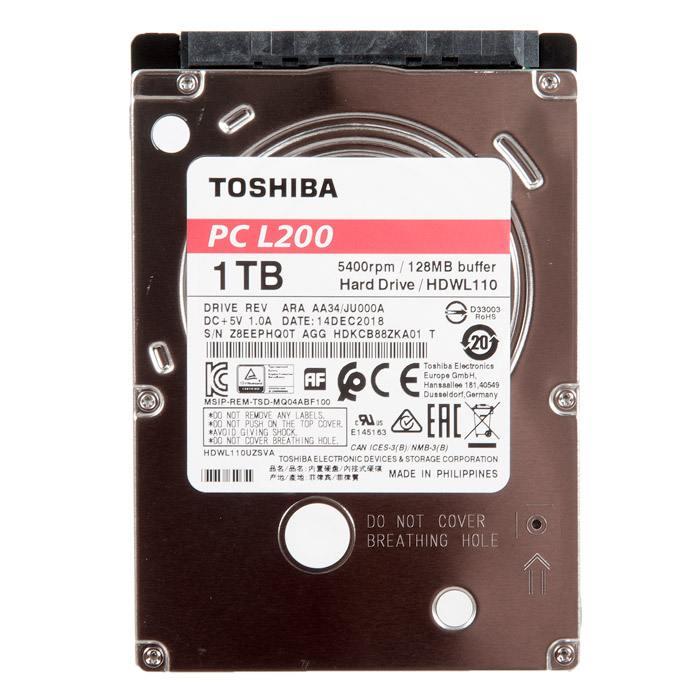 Как проводится замена жестких дисков для ноутбука?