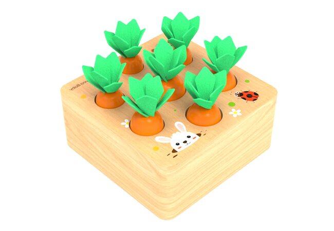 Как появились развивающие игрушки для детей