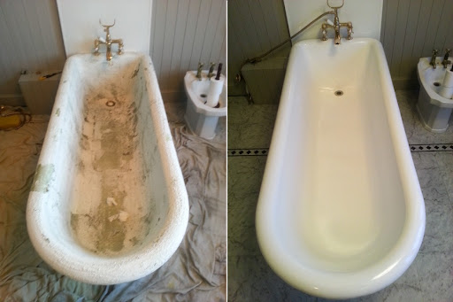 Реставрация ванны в Минске без грязи и пыли